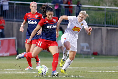 Washington Spirit v Western New York Flash (3 Sep 2016)