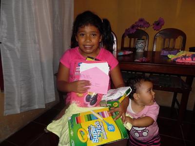 2016 June San Jose Pinula gift distribution