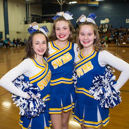 2017 Gaston County Cheer Showcase - 3/16/17