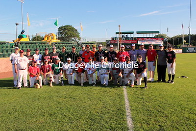 Home Talent All-Star Baseball Game 8-9-19
