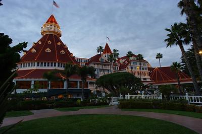Hotel Del Coronado - Dec 20, 2009