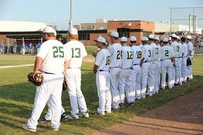 Saydel Varsity Baseball - Bondurant 2011
