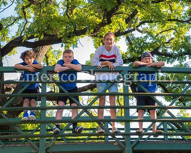 Cross Family Pics 7-20