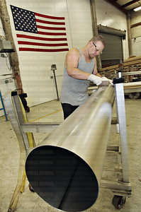 Leggett and Platt's Western Pnuematic Tube Company in Kirkland, Washington manufactures specialized tubing for the aerospace industry
