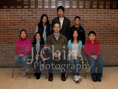 2009-11 : Staten Island Chinese School - Class Photos - Fall 2009