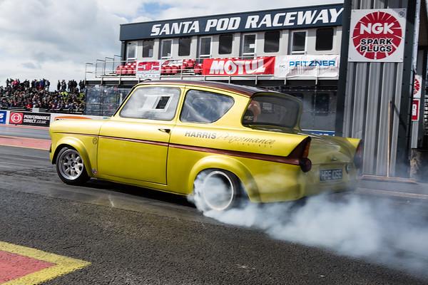 The Fast Show 2014 - Santa Pod