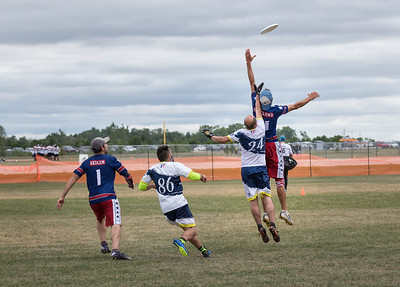 World Masters Ultimate Club Championship 2018