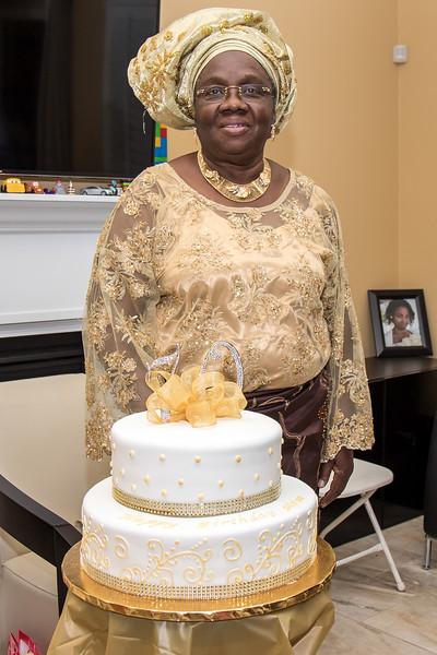 Mama's 70th Birthday