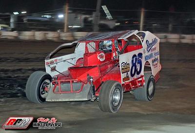 Fonda Speedway - 7/31/21 - Mike Traverse