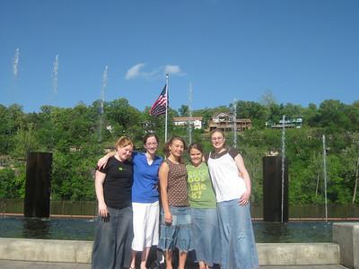 Youth Group Senior Trip to Arkansas