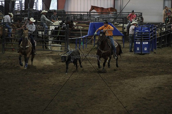 County Roping June 5, 2013