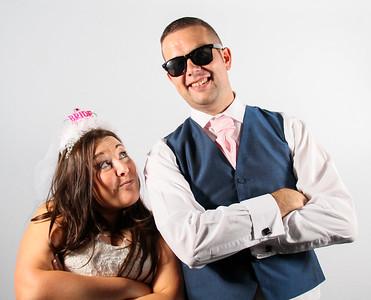 Mr & Mrs Murphy Wedding Photo Booth