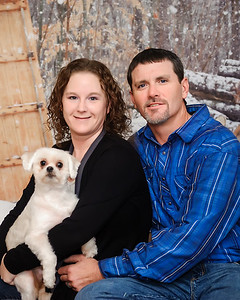 Chad Vanderpool Family