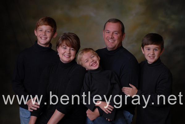 Fairley Family Portraits