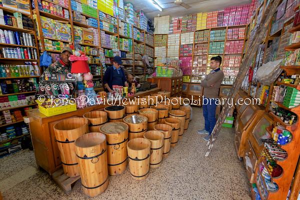 TUNISIA, Djerba, Hara Kebira. Miscellaneous (3.2016)
