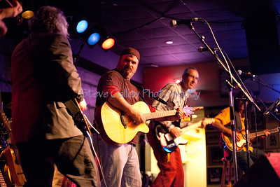 El Caminos CD Release Party 1-18-2013