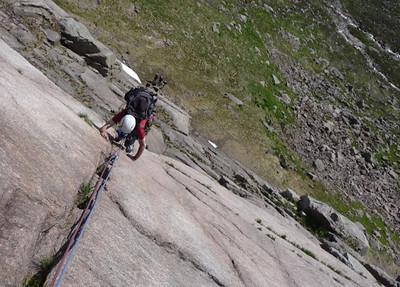 Cairngorm Climbing (6-7 July 2013)