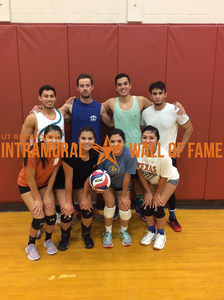 Fall 2016 Volleyball Coed B Champ_Tips Out For Harambe
