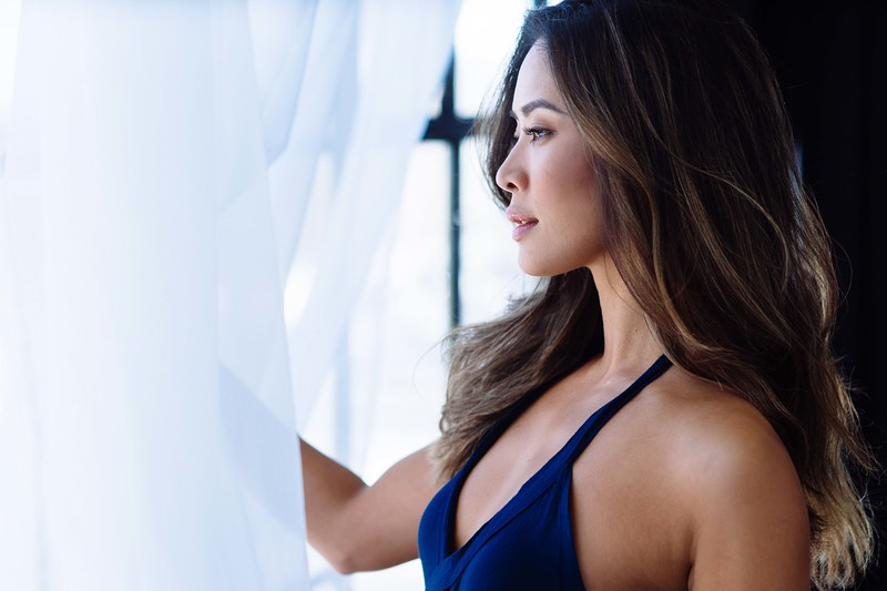 """@sophiale 5'4"""" 