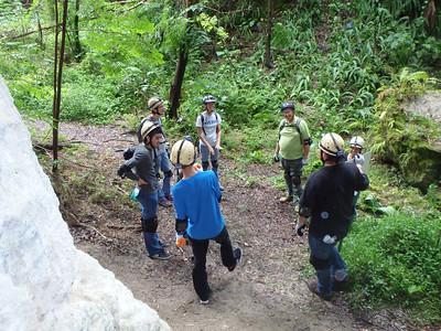 2014 Day Trip - GRUNGE 2 (Caving)