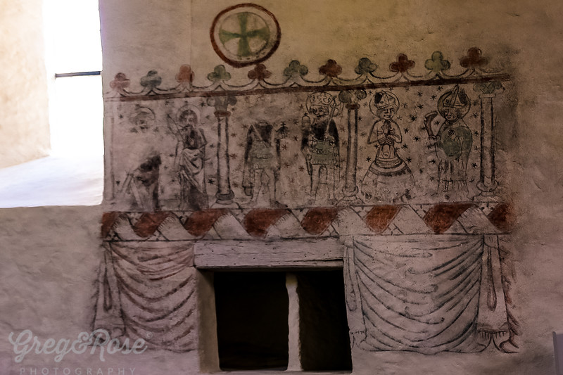 Mural of the Church