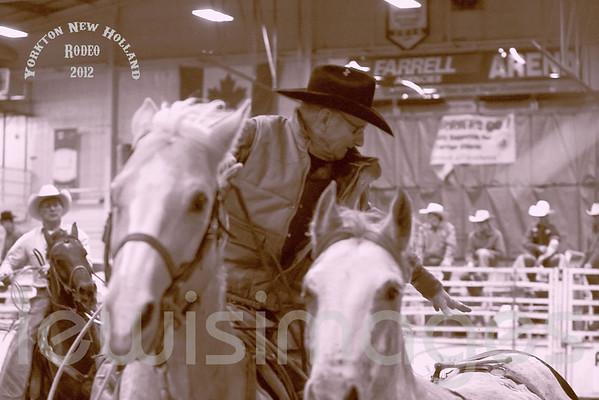 Yorkton New Holland Rodeo  - Saturday