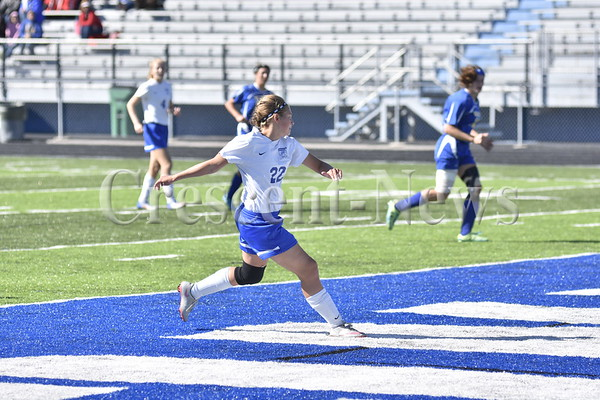 10-08-16 Miller City @ Defiance Girls Soccer