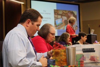 Learning Lunch Makerspaces