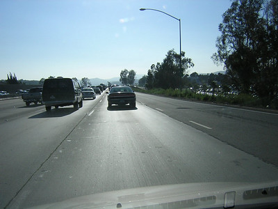 Ortega Highway, 2003