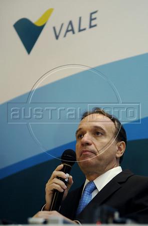 Vale SA CEO Murilo Ferreira