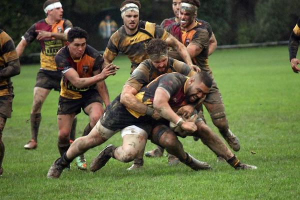 Round 7 UHR (49) v Wellington (17)