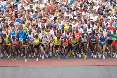 Zürich Marathon 2009