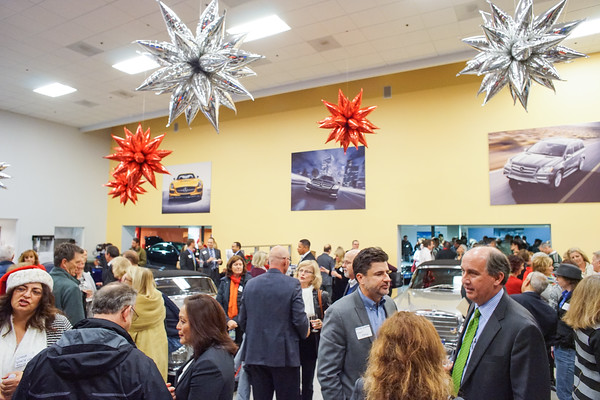 121416 SR Holiday Party @ Mercedes