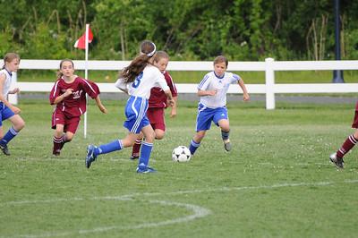 South Windsor Girls Soccer 2008-06-01
