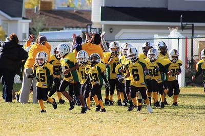 Football Game 10-24-09
