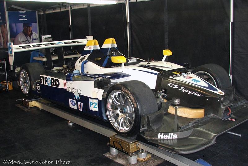 lmp2-Dyson Racing Team
