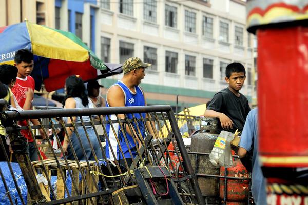 CHAOTIC DIVISORIA, MANILA, PHILIPPINES