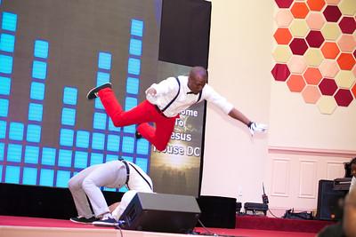 Celebration Service - 4.6.2014   Rev George Adegboye