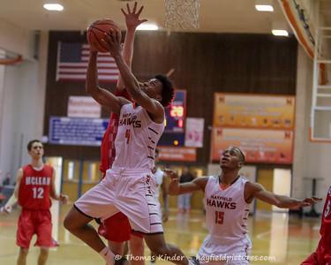 Boys Varsity Basketball vs McLean 2/14/17