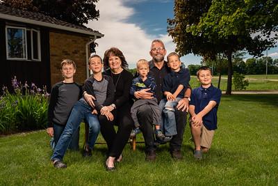 Holewinski Family Portraits