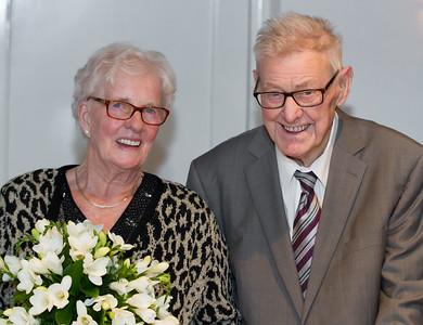Posthuma's 60 jaar getrouwd