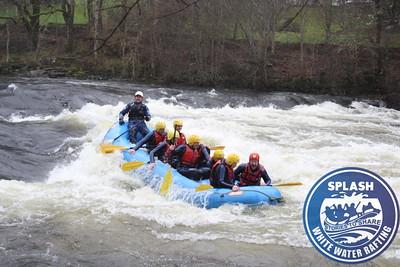 River Tay Rafting 2013 Scotland