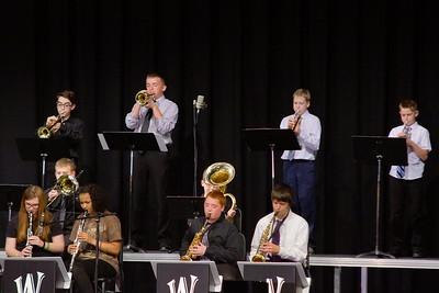 5-12-2016 Wendover Jazz Band at Hempfield