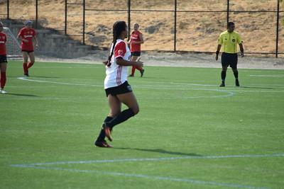 Maya Evans Soccer on 9-2-2017