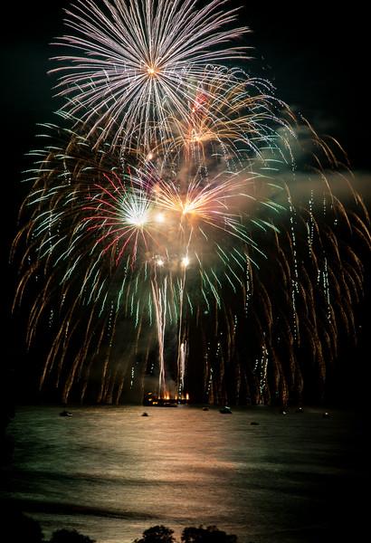 4th of July Fireworks - Dana Point, CA