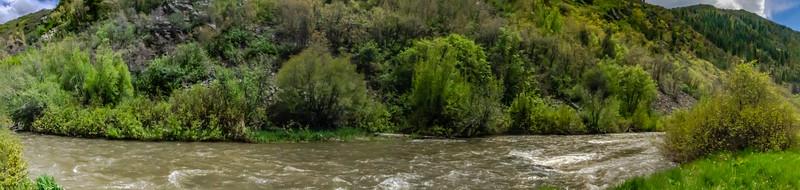 Middle Fork of the Ogden River, Utah