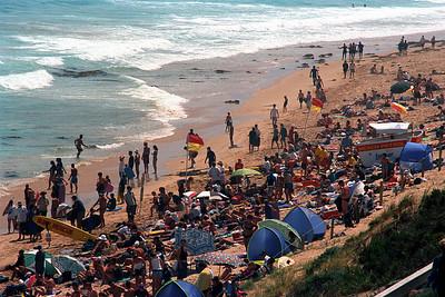 1998-99 Portsea Clubhouse & Beach