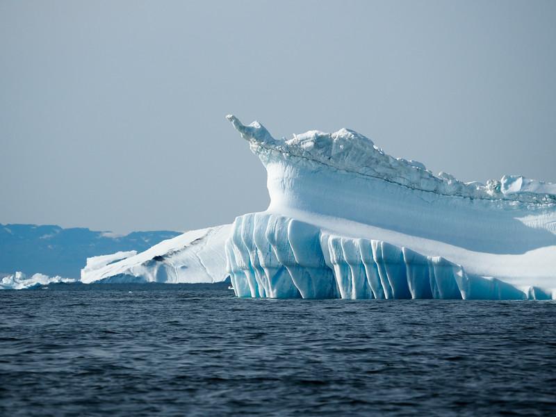 Icebergs near Ilulissat