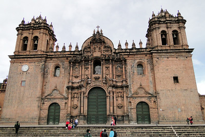 Cuzco and surroundings