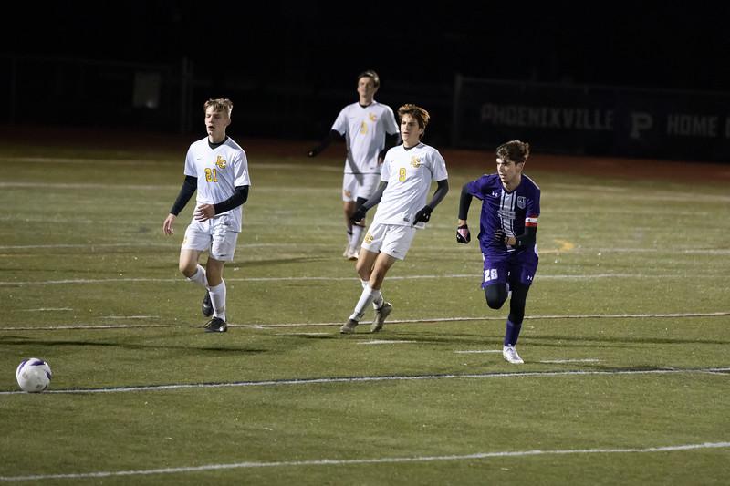 Brendan Phantoms Soccer